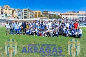 Akragas Calcio 2014-2015